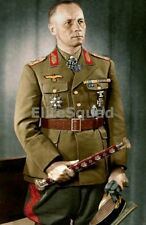 WW2 Picture Photo Erwin Rommel the most famous German field Marshall 778 UK