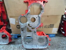 CUMMINS USED 3681141 FRONT TIMING COVER ISX 4059393 3681142 3680855 GENUINE