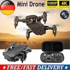 Mini WiFi FPV Drohne mit 4K HD GPS Kamera Selfie RC Quadrocopter Drone Faltbar