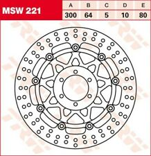 Bremsscheibe Yamaha FJ1200 /A ABS 3YA Bj. 1995 TRW Lucas MSW221