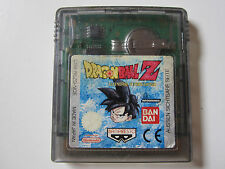 Dragonball Z Legendario Super combatientes-Nintendo Gameboy Color alemán #47