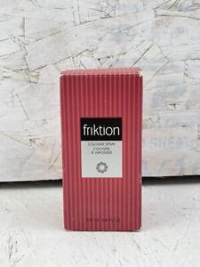 Avon Friktion Cologne Spray 3.4oz NEW for men