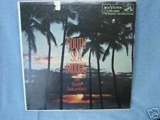 SOUTH SEAS MOODS THE SOUTH SEACOMBERS VINTAGE LP ALBUM