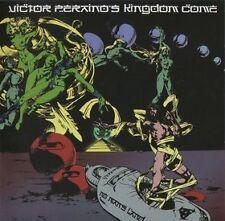 VICTOR PERAINO'S KINGDOM COME: No man's land (1975); BLACK WIDOW RECORDS CD Neu