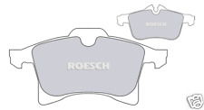 PADS FRONT SPORTS ROESCH OPEL ASTRA H TUNING 8802 CDTI 16V