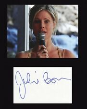 Julie Bowen - LOST - Autogramm - Signed - Original - Modern Family