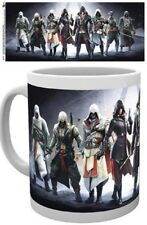 Assassin's Creed taza the figuras assassins taza de café Taza figuras assassins Mug