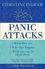 Panic Attacks: What They Are Why They Happen and What You Can Do About T...