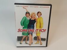 Some Like It Hot - 50th Anniversary Edition Dvd, 1959, B&W