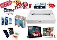 Apple iPad Pro 9.7 Air-mini-1/2/3/4 Wi-Fi+4G 1 Year Warranty Memorial Day Sale!