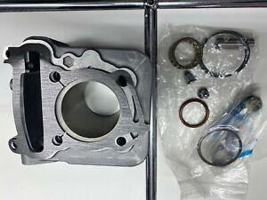 Daelim Zylinder 125 cc  Lieferumfang wie am Bild