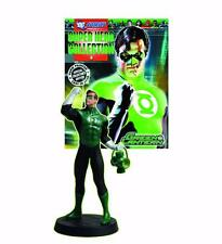 DC Superhero Figurine Collection Magazine #04 Green Lantern Figure Collectible