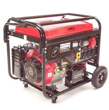 Benzin Stromerzeuger 6500 E-Start 06258 Stromaggregat Generator Notstromaggregat