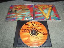 V....BETTER LATE THAN NEVER....indie NJ...aor rock....RARE...2003