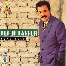 FERDI TAYFUR -KLASIKLERI - CD ALBEN