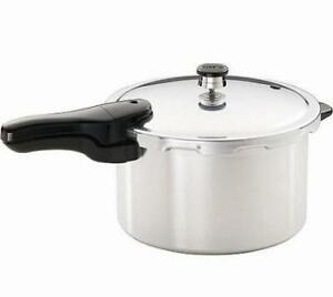 100% Authentic Brand New! Presto 8 Quart Aluminum Pressure Cooker