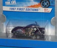1997 HOT WHEELS  Scorchin' Scooter First Editions #9 of 12 Purple 30 Years