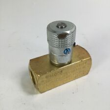 Parker 9N400B -11CT Hydraulic Flow control Check valve 9N400B 11CT New NMP
