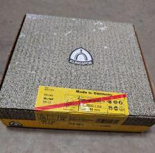 CLEARANCE!! Klingspor CS561 180mm 120grit Fibre Discs x box 25
