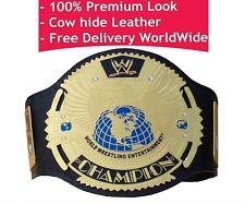 WWE Attitude Era Championship Replica Title Belt Big Eagle Leather Zinc Brass