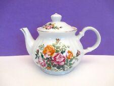 Robinson Design Group Floral 1 Quart Teapot