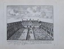 Petrus Schenk GERONTOCOMIUM t OUDE MANNEN Amsterdam Kunstdruck art print