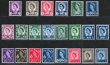 GREAT BRITAIN Amazing VF MLH Stamps1958-69 Scotland, Northern Ireland, Wales...