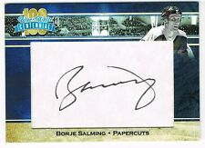 2017 President's Choice Blue and White Centennial series autograph Borje Salming