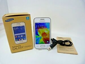Samsung Galaxy Young 2 - SM-G130HN - Unlocked - Smartphone - White - Boxed