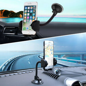 360° Car Phone Holder Gravity Dashboard Suction Mount Stand For Universal