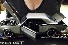 1968 Pontiac Firebird Guycast Street Fighter Gray 1:18 Acme Car Only 300 Made