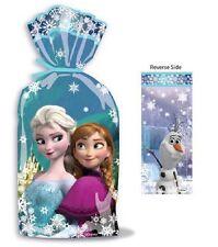 Disney Frozen Birthday Party Treat Bag Cellophane Bag 16/PKG Party Supplies