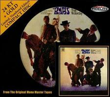SEALED AUDIO FIDELITY GOLD CD  NUMBERED # - THE BYRDS - YOUNGER THAN YESTERDAY