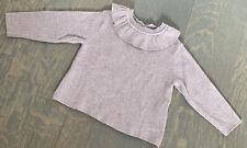 Zara Baby Girl Pink Sweater 6-9 months