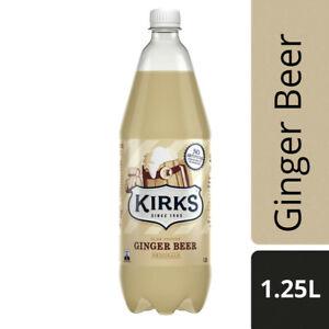 Kirks Ginger Beer 1.25L