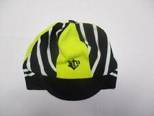 Casquette bonnet cycliste NORET couleur RENAULT ELF HINAULT cap vintage 80's
