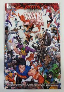 Dark Nights Death Metal - WAR OF THE MULTIVERSE - Graphic Novel TPB - DC