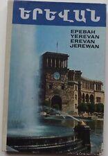 1970's Armenia USSR Yerevan Erevan Booklet
