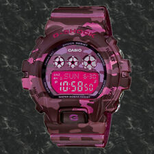 Casio GMD-S6900CF-4C Women's G-SHOCK Camouflage Series Watch 200M New