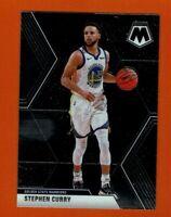 2019-20 Panini Mosaic Stephen Curry #70 Golden State Warriors