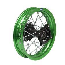 HMparts PIT DIRT BIKE CROSS cerchio alluminio anodizzato 10 pollici POSTERIORE