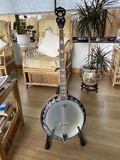 More details for tanglewood banjo
