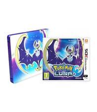 Pokémon Luna - Edición especial Nintendo 2ds/3ds