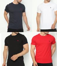 Polo Ralph Lauren T-Shirt mit Logo-Stickerei Kurzarm Rundhals S - XXL
