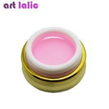 UV Gel Nail Builder Premium 20g Nail Art Tips Gel System PINK Pro Quality