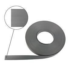 10 Meter Abdeckband 23 mm grau Fensterband Dichtungsband für Wohnwagen