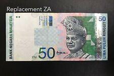 Malaysia - 10th $50 Replacement ZA    VF