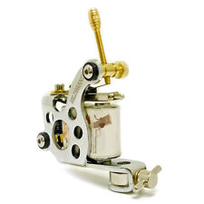 HILDBRANDT .44 Magnum Tattoo Machine 10 Wrap LINER Tatoo GUN COIL Tatuage