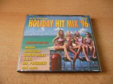 Doppel CD Holiday Hit Mix 96: Cappella Mr President Robert Miles  Corona Gala