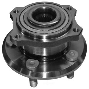 Driver or Passenger Side Left or Right Front GSP 124224 Axle Bearing and Hub Assembly